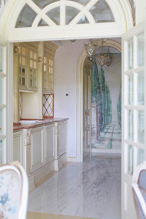 Квартира. кухня из проекта , фото №28442