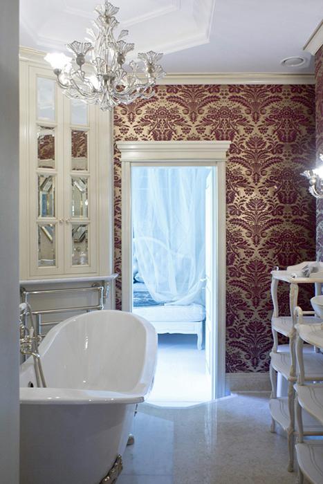интерьер ванной - фото № 28444