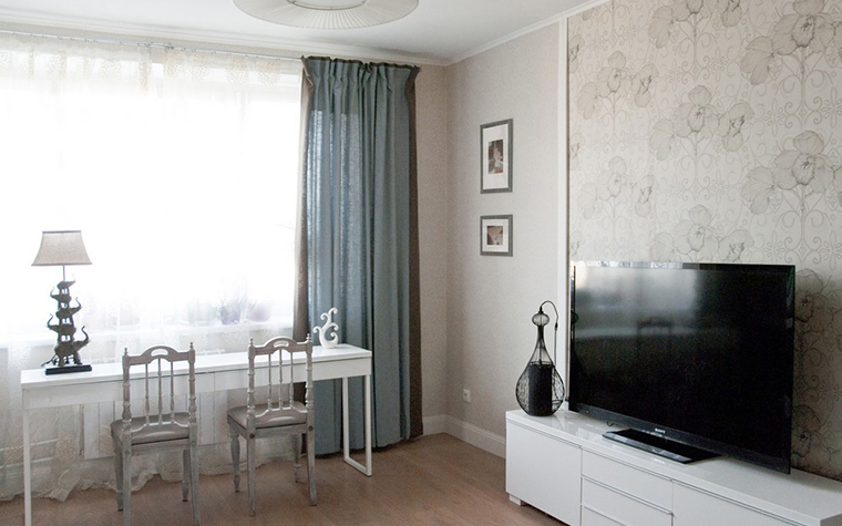 интерьер гостиной - фото № 28463