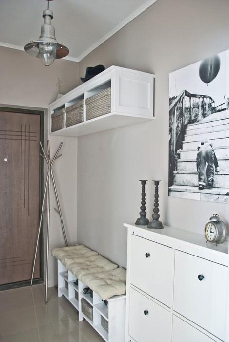Квартира. холл из проекта , фото №28467