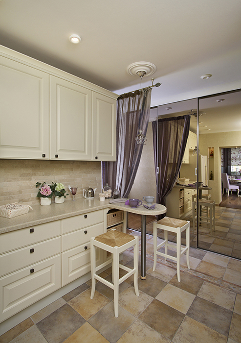 интерьер кухни - фото № 28486
