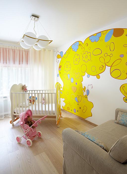 интерьер детской - фото № 28522
