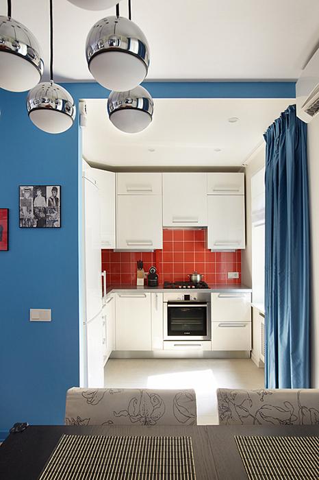 Фото № 28518 кухня  Квартира