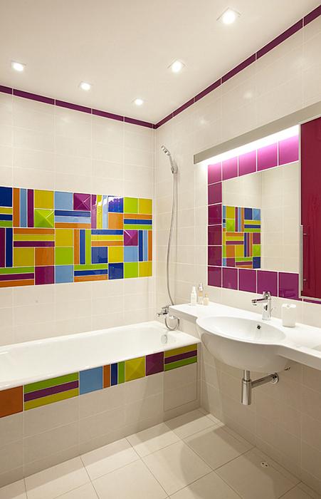 Фото № 28523 ванная  Квартира