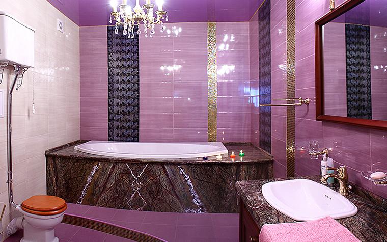 Квартира. ванная из проекта , фото №28589