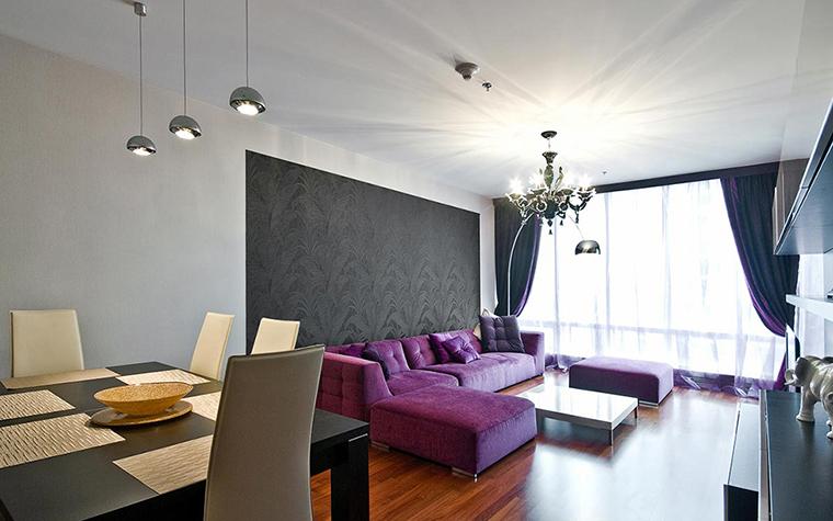 Фото № 28681 гостиная  Квартира