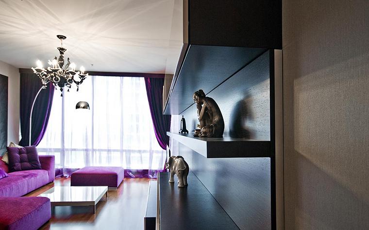 Фото № 28682 гостиная  Квартира