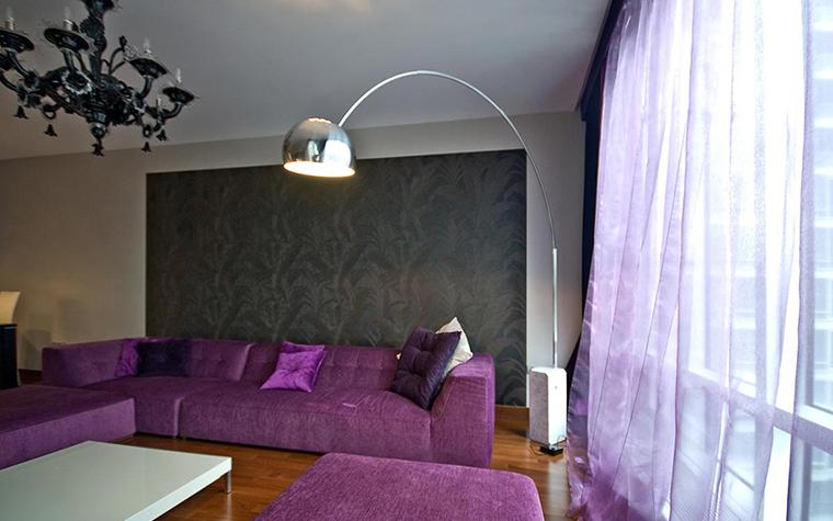 Фото № 28683 гостиная  Квартира