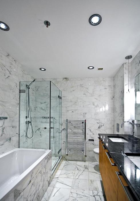 интерьер ванной - фото № 28700