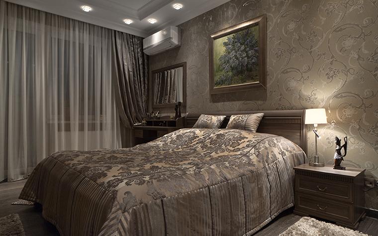 Фото № 28712 спальня  Квартира
