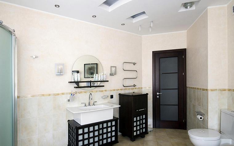 Квартира. ванная из проекта , фото №28728