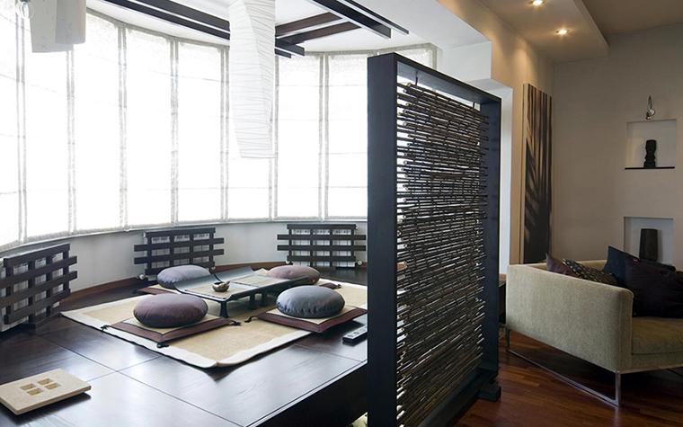 Квартира. гостиная из проекта , фото №28718