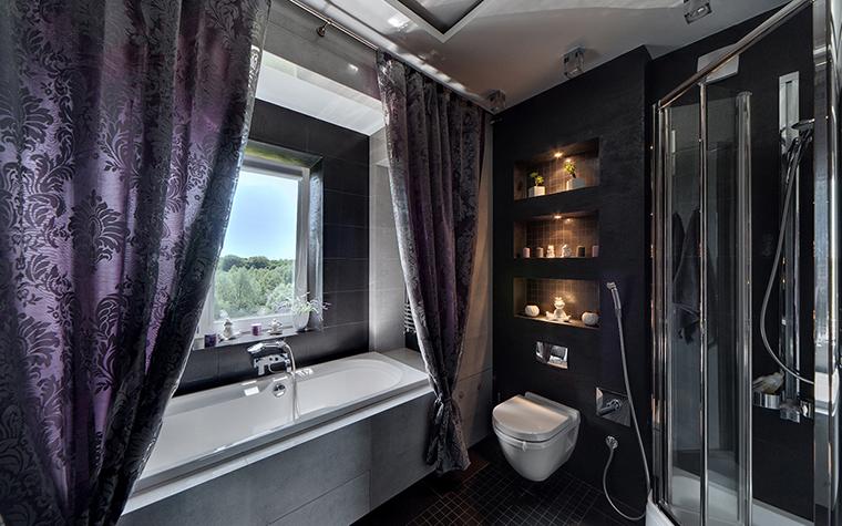 Квартира. ванная из проекта , фото №28987