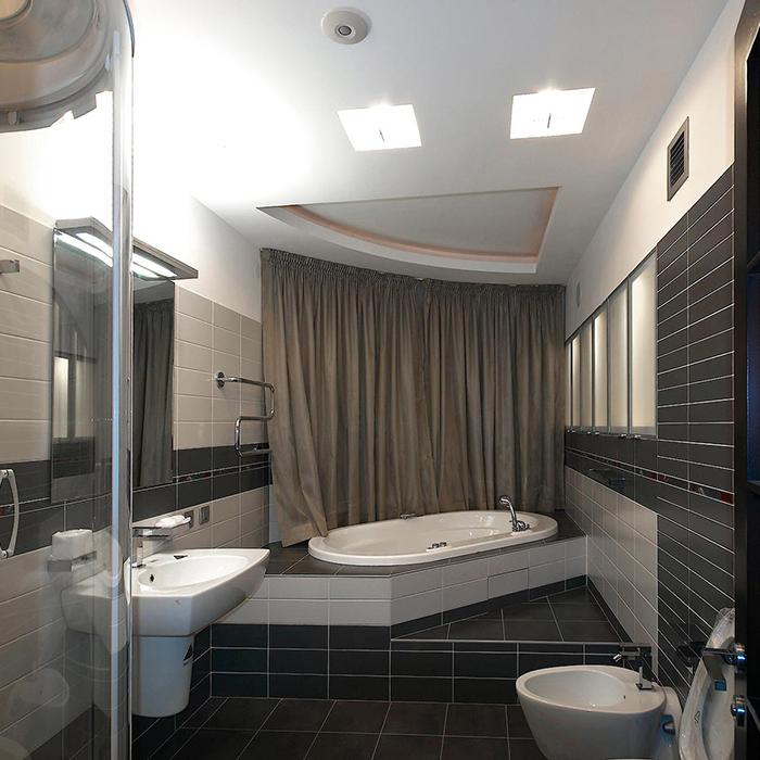 Квартира. ванная из проекта , фото №28778