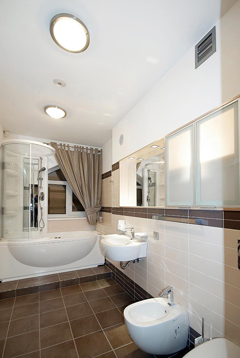 Квартира. ванная из проекта , фото №28779