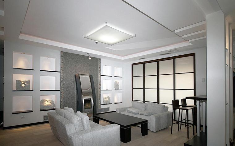 Квартира. гостиная из проекта , фото №28763