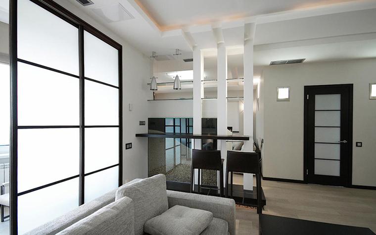Квартира. гостиная из проекта , фото №28773