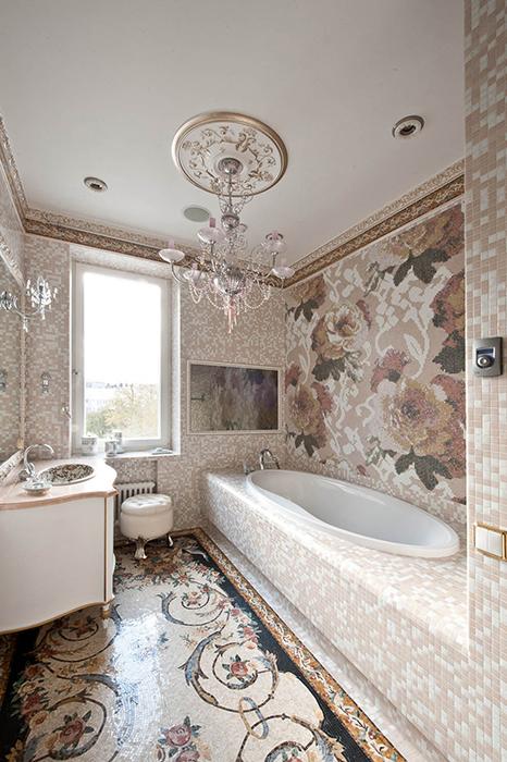 интерьер ванной - фото № 28899