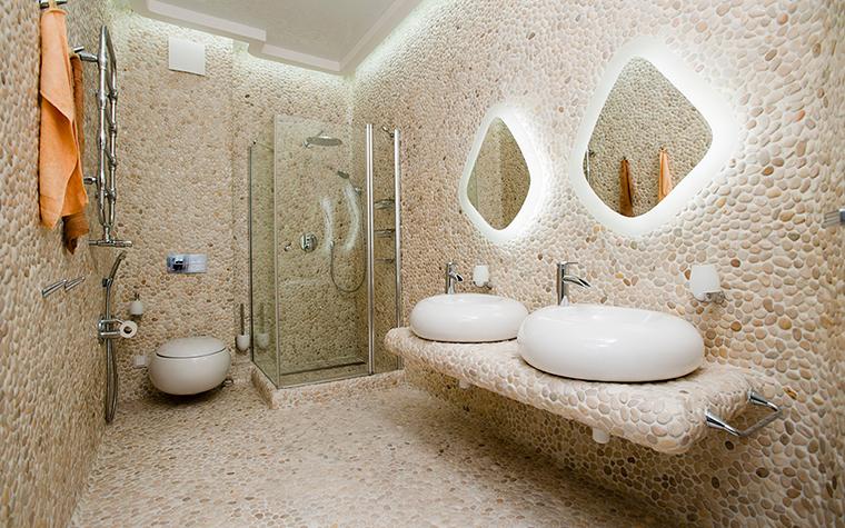 Квартира. ванная из проекта , фото №28917