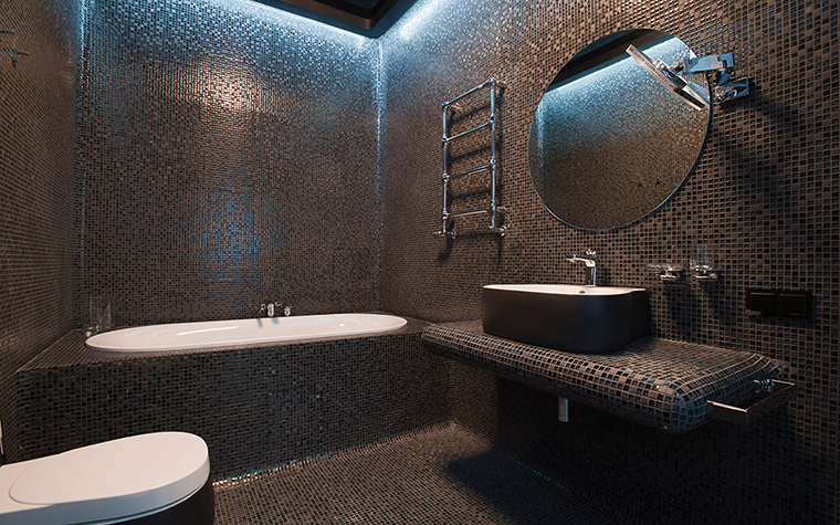 интерьер ванной - фото № 28912