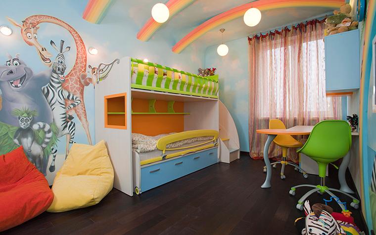 Квартира. детская из проекта , фото №28919