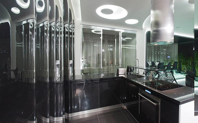 Квартира. кухня из проекта , фото №28908