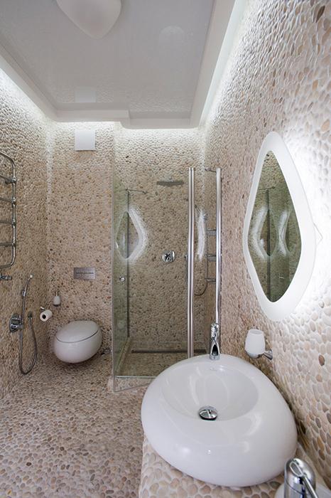 Квартира. ванная из проекта , фото №28916