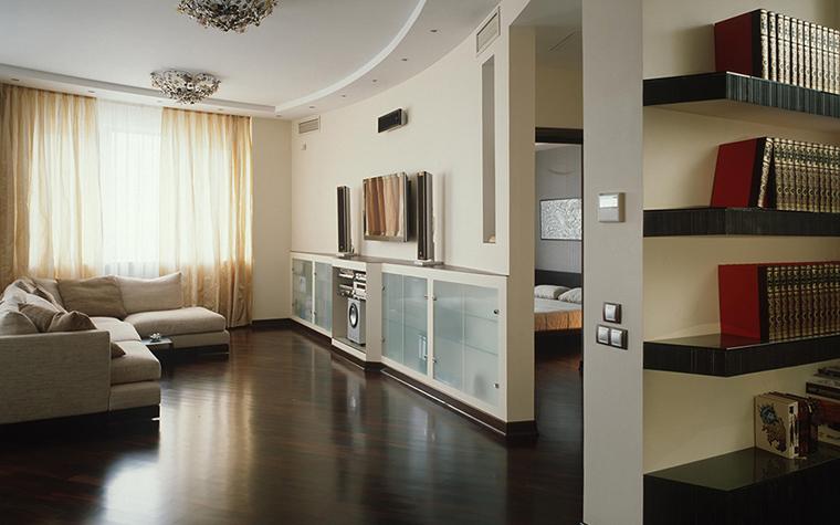 Фото № 28937 гостиная  Квартира