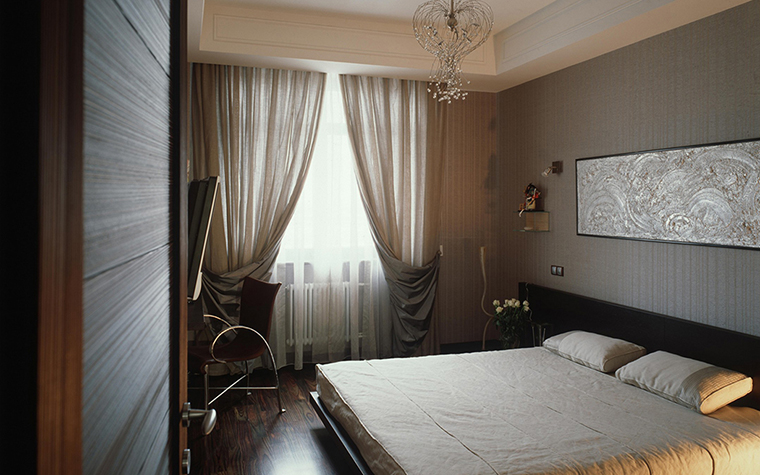 интерьер спальни - фото № 28943