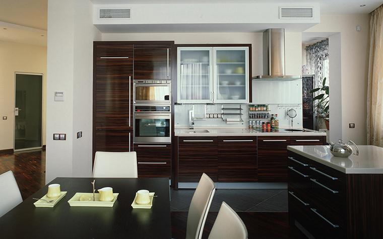 интерьер кухни - фото № 28942