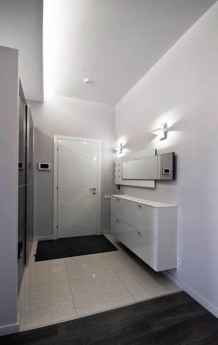 Фото № 28976 холл  Квартира
