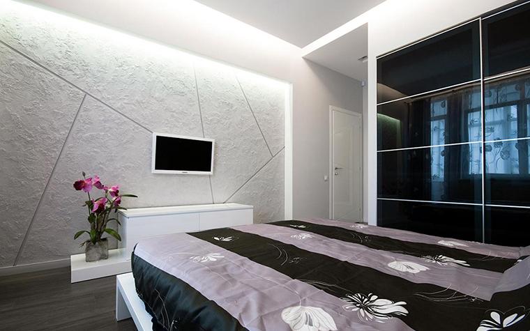 Фото № 28967 спальня  Квартира