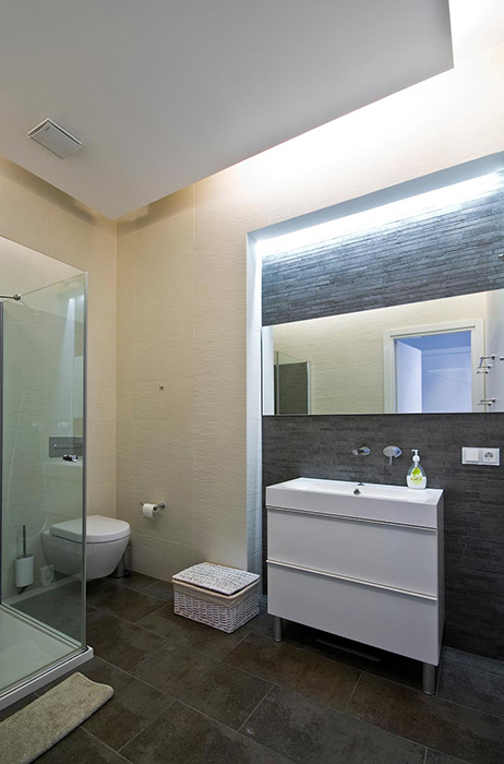 интерьер ванной - фото № 28970