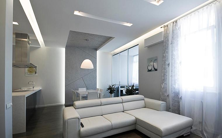 интерьер гостиной - фото № 28957