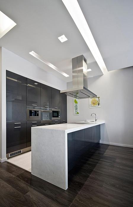 Фото № 28963 кухня  Квартира
