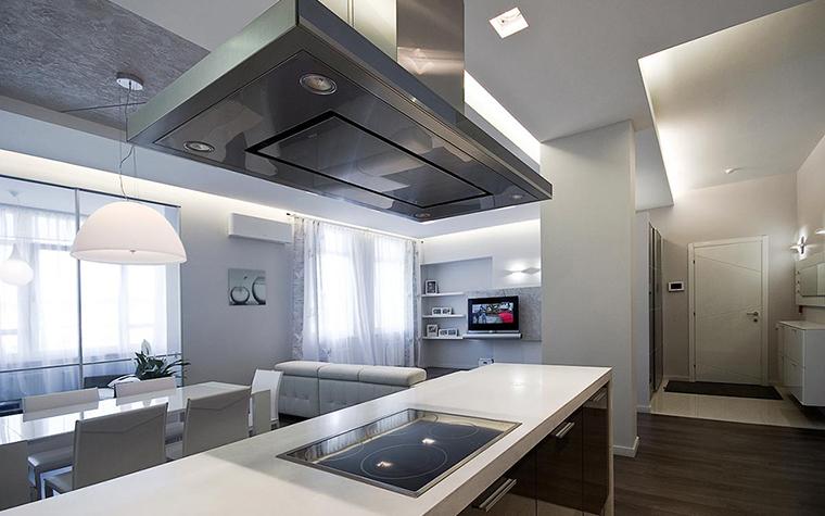 Фото № 28964 кухня  Квартира
