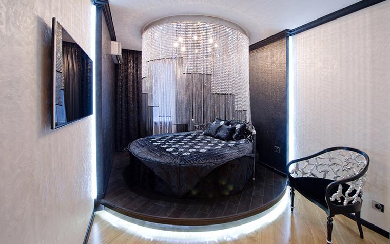 Квартира. спальня из проекта , фото №28999
