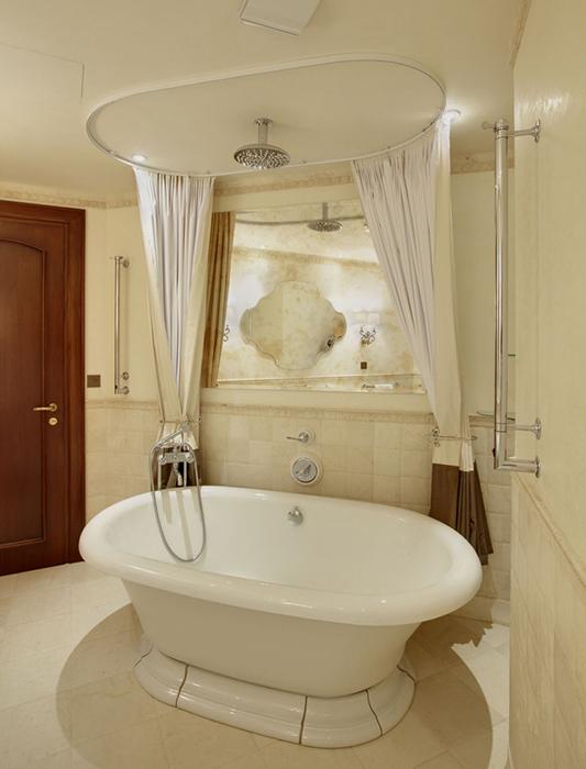 Квартира. ванная из проекта , фото №29044