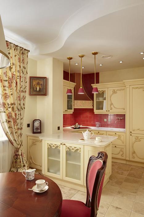 Фото № 29039 кухня  Квартира