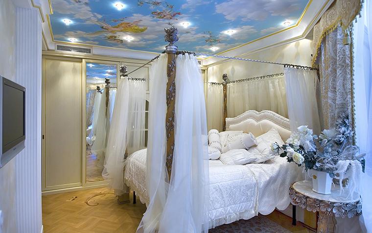 интерьер спальни - фото № 29174