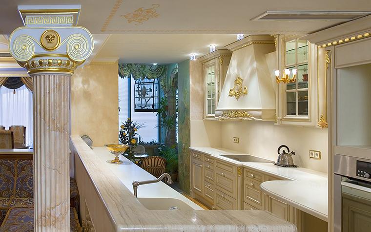 интерьер кухни - фото № 29171
