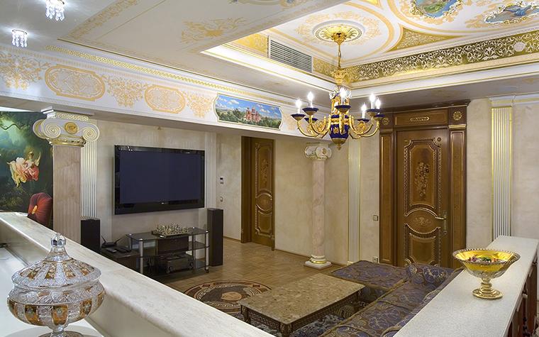интерьер гостиной - фото № 29167