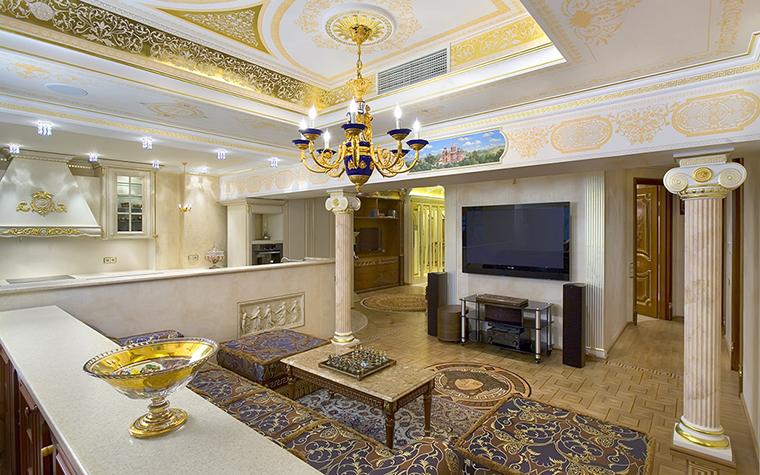 Фото № 29168 гостиная  Квартира