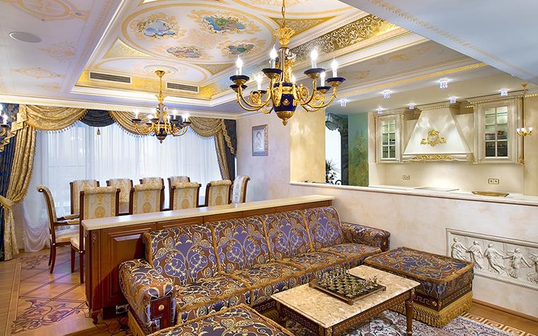 Фото № 29169 гостиная  Квартира