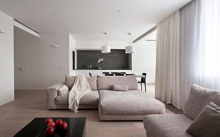 интерьер гостиной - фото № 29269