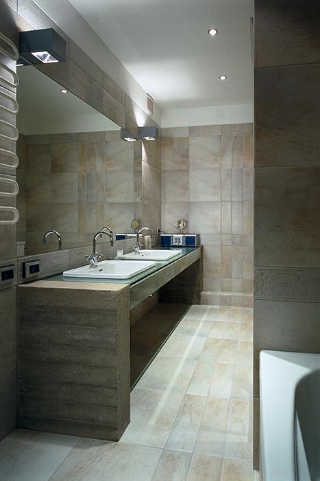 Фото № 29383 ванная  Квартира