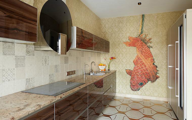 Фото № 29391 кухня  Квартира