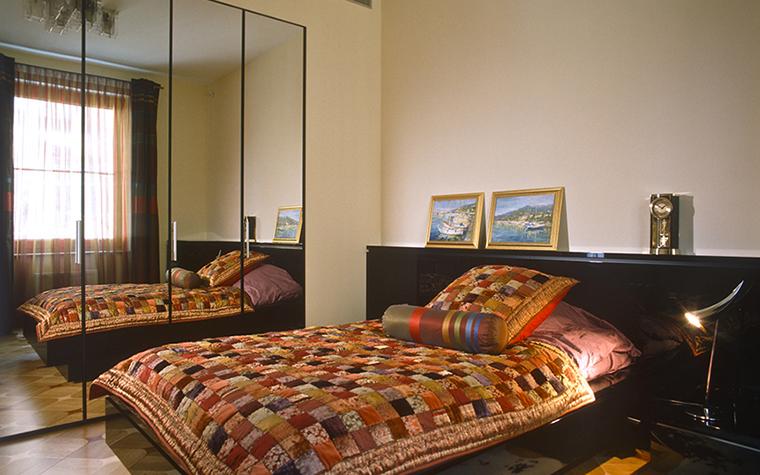 Фото № 29455 спальня  Квартира