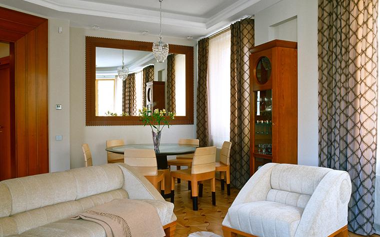 интерьер гостиной - фото № 29452