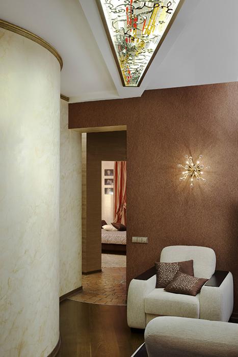 Квартира. холл из проекта , фото №29504
